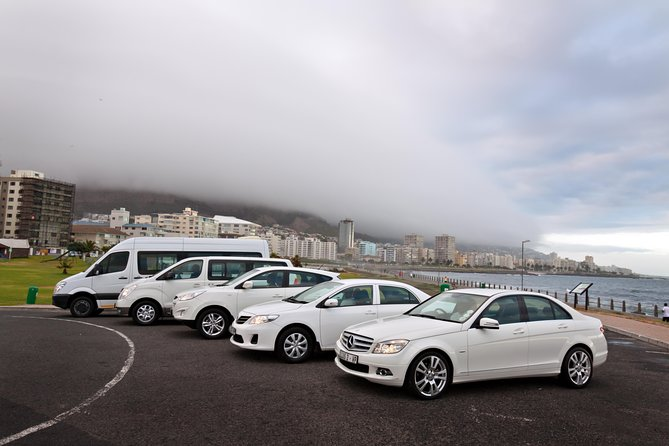 Private Vehicle and Guide Service - Full Day