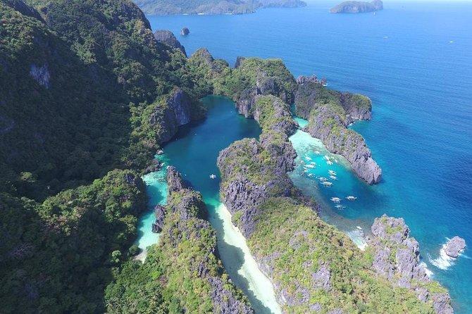 ISLAND HOPPING TOUR A WITH KAYAK