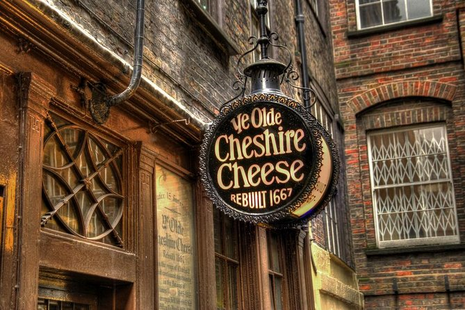 Historic London Pubs Private Walking Tour