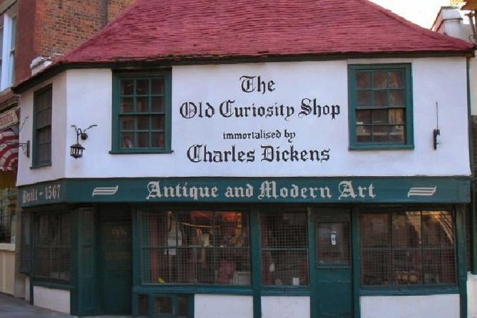 Charles Dickens Private Walking Tour