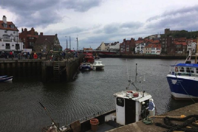 Whitby - Home of Captain Cook and Count Dracula