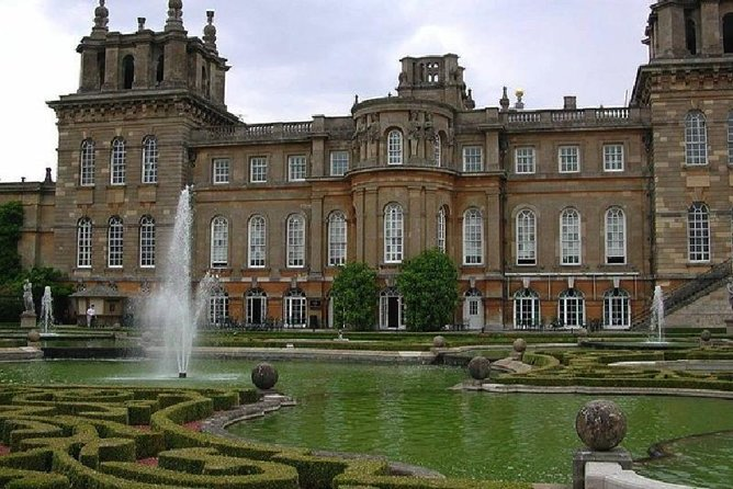 Private Tour: Blenheim Palace from London