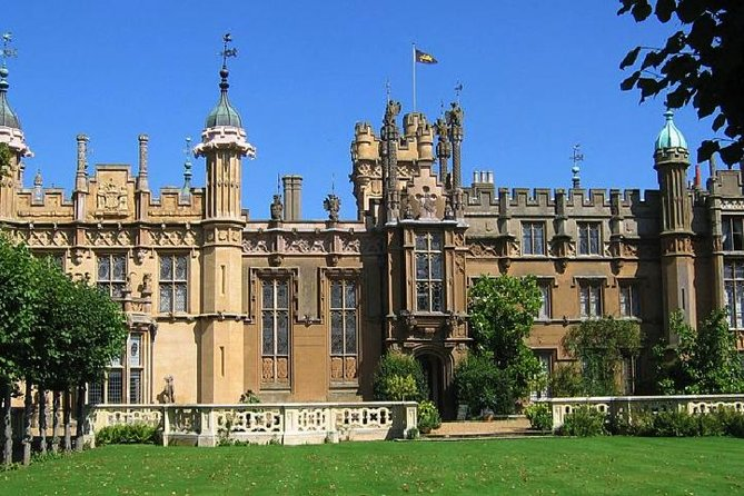 Private Tour: Knebworth House - A Gothic Country House
