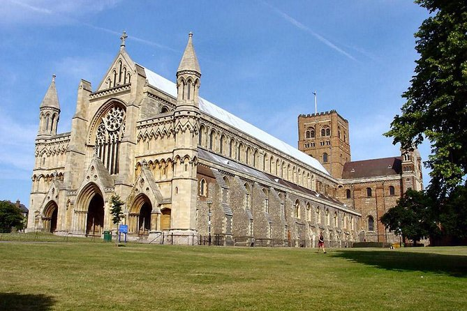 The Roman City of St Albans Private Tour