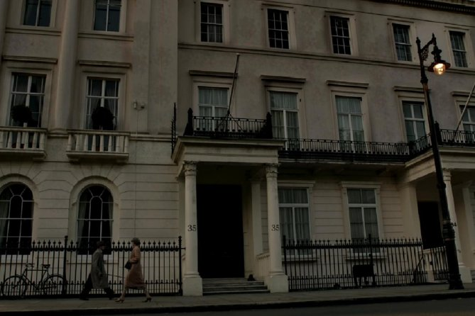 3 Hour Private Downton Abbey London Locations Walking Tour