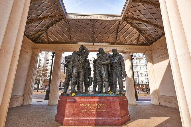 War Memorials of London Private Tour