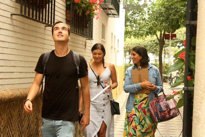 Por la ciudad - Learn Spanish and explore Barrio Santa Cruz