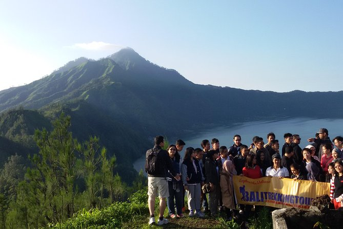 3 Days Batur Sunrise, Caldera trekking, holy spring,, temples and hot spring