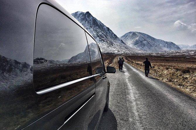 Private Glencoe Driving Tour from Edinburgh