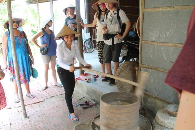 Morning Cooking Class in Thuan Tinh Island depart from Hoi An Old Town