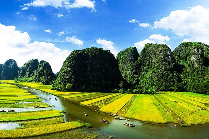 Classic Hoa Lu Tam Coc One Day tour depart from Hanoi Old Quarter