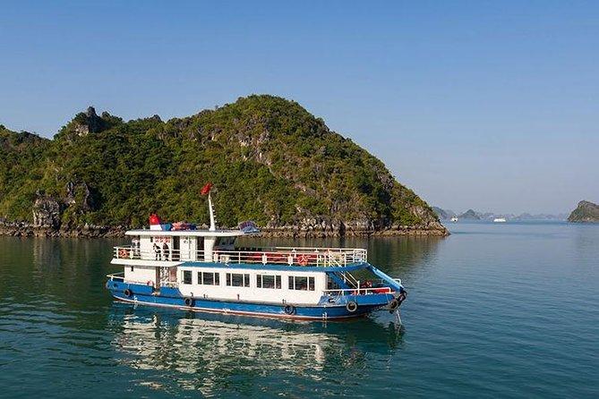 Luxury Estella Cruise Ha Long Bay Full Day