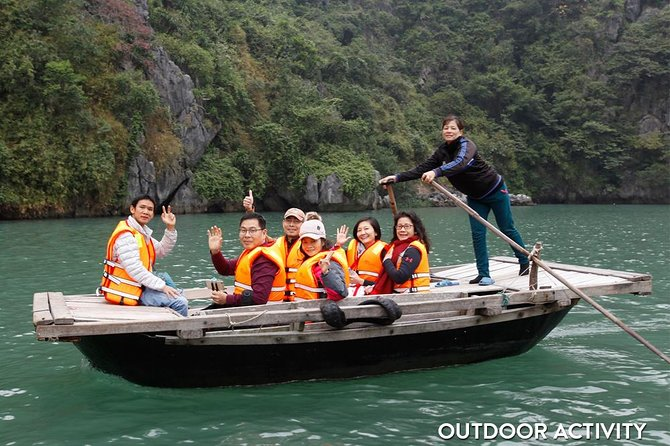 Combo package Silk Path hotel and Era Cruise 4 days visit Lan Ha Bay from Hanoi
