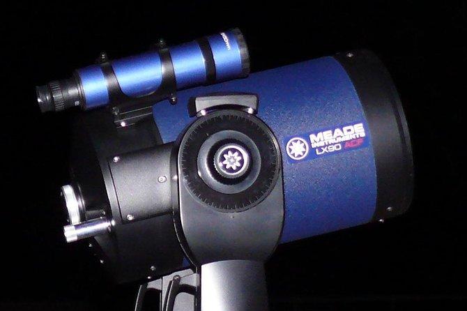 Broken Hill Stargazing Tour With Telescopes