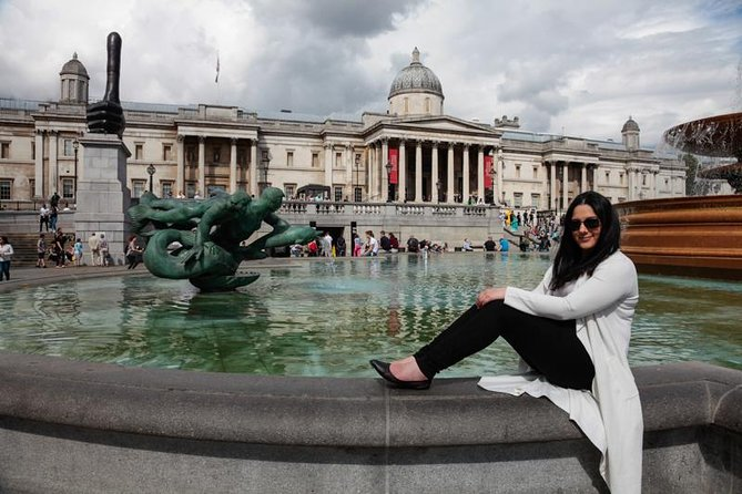Private London Photo Shoot Tour with a Professional Photographer