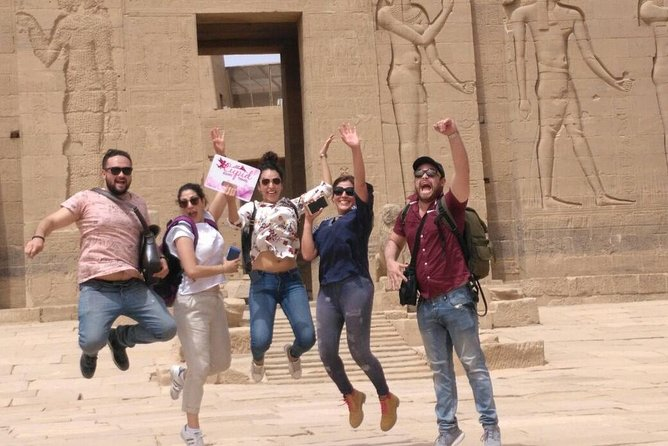 Day Tour to Edfu and Komombo from Luxor