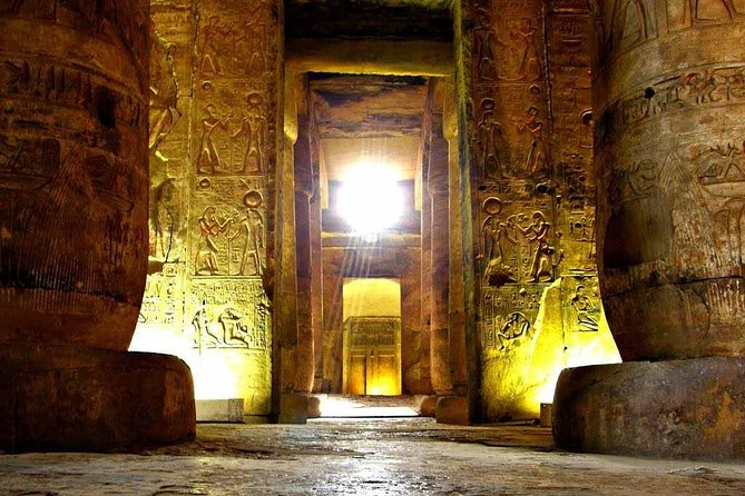 Full day to Dendara and Abydos temples