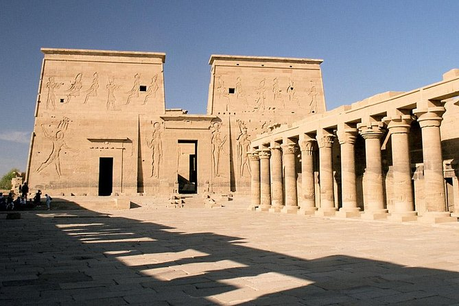 Full Day to Aswan Philae Temple by coach