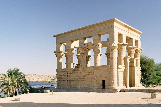Full Day Tour to Aswan attractions by train from luxor