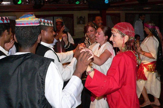 Nubian Party in Aswan