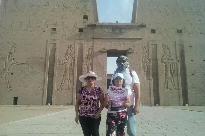 Sailing Nile cruise from Luxor for 4 nights