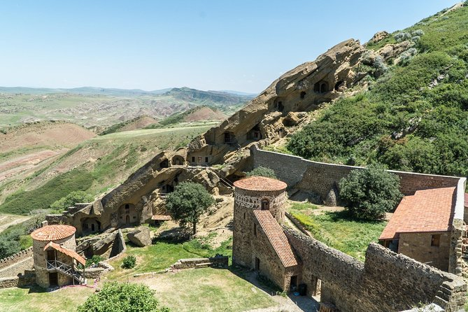 Tbilisi, Mtskheta & David Gareja Full Day Private Trip