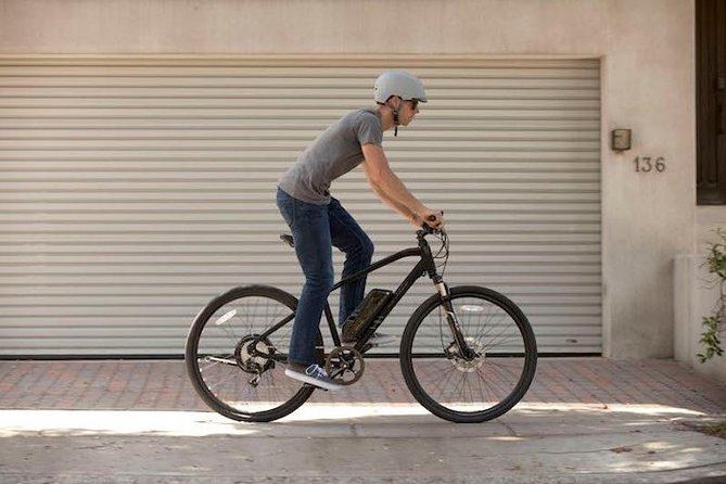 La Jolla Full-Day Performance Hardtail Electric Bike Rental