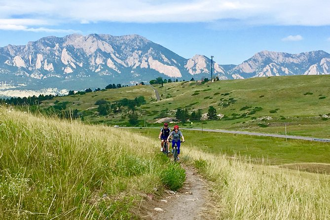 Experience Boulder and Denver Colorado by Mountain Bike!
