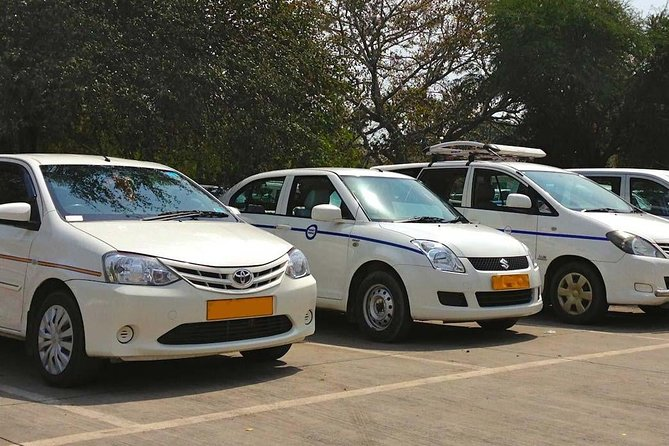Agra para Jaipur Gota de carro particular
