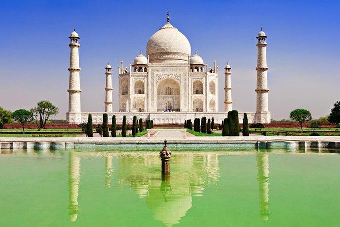 Private Tour: Taj Mahal Sunrise and Sunset Tour