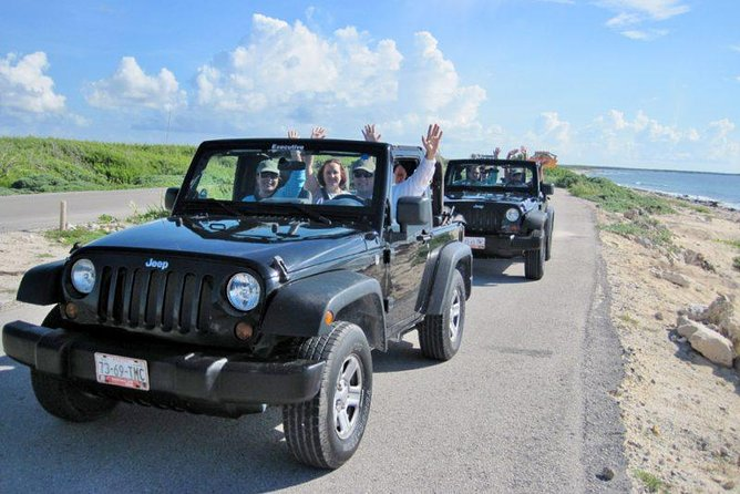 Amazing Private Jeep Adventure in Cozumel