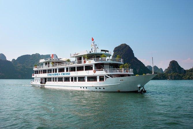 2 Tage Halong Bay - Silversea Kreuzfahrt