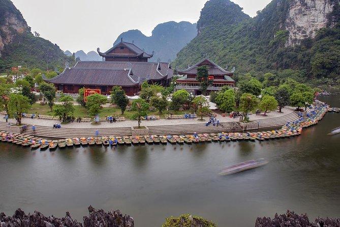 Bai Dinh Pagoda - Trang An Eco Full Day from Hanoi