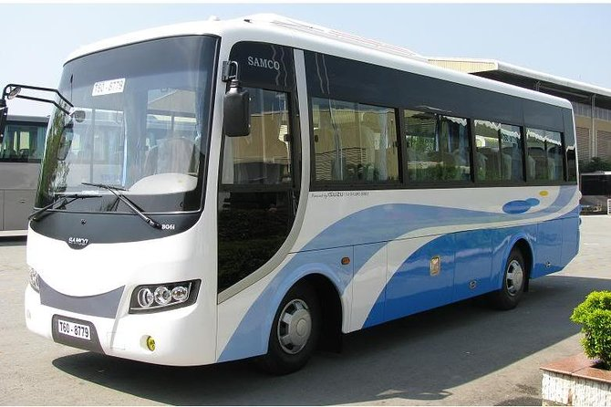 Daily Shuttle Bus from Tuan Chau port, Halong to Ninh Binh