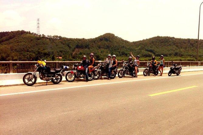 Traslado desde Hue a Hoi An en moto
