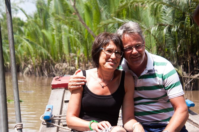 Boat trip on Mekong Delta