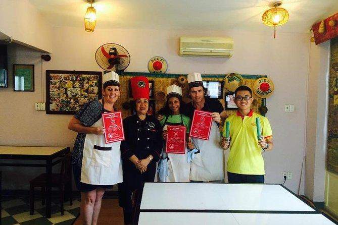 Small-Group Half-Day Saigon Cooking Class