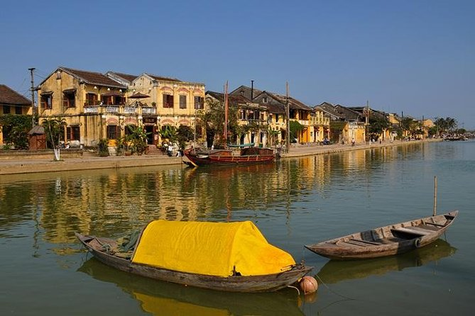 Private Day Tour: My Son with Hoi An City Tour