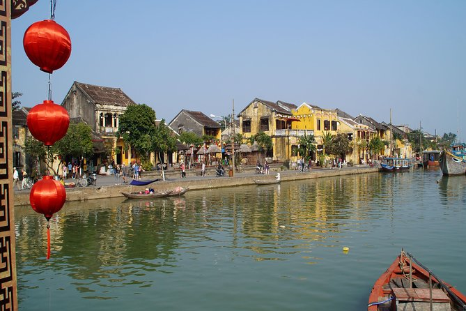 Small Group Half-Day Bike and Bite Tour of Hoi An City