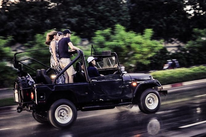 Luxury Group Half-Day Explore Ho Chi Minh City By Jeep