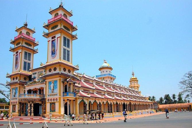 Private Cao Dai Temple - Cu Chi Tunnels Tour