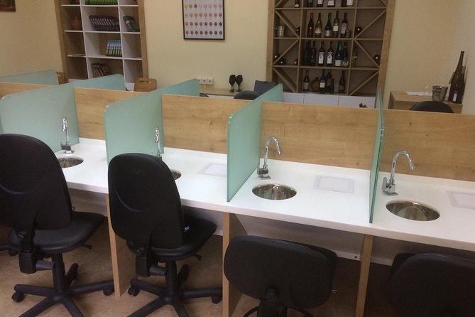 Wine Master Class, Erevan, ARMENIA
