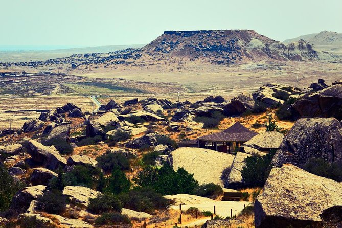 Gobustan and Mud Volcano tour