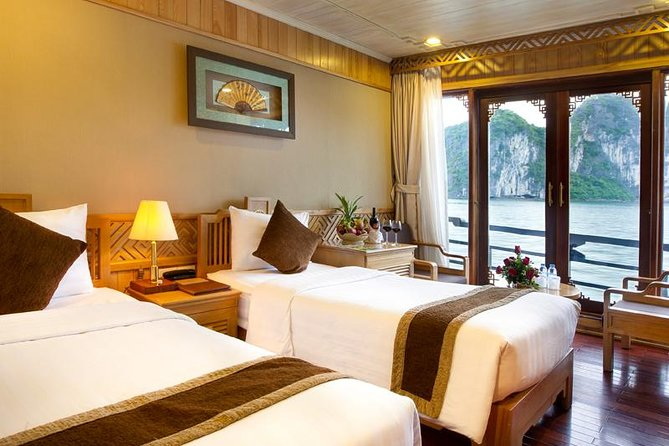 2-Day Halong Bay Pelican Cruise from Hanoi