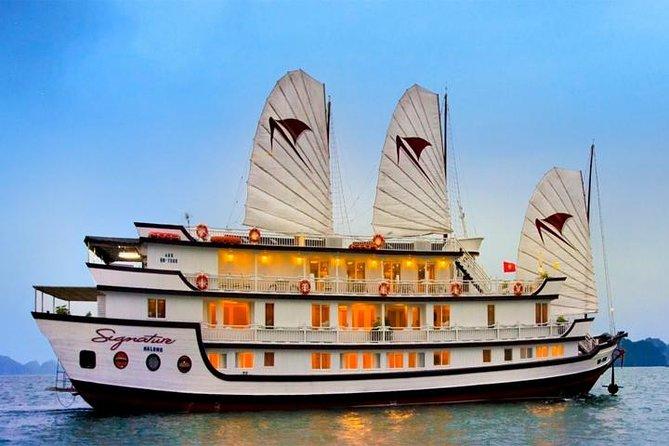 2-Day Halong Bay Signature Cruise from Hanoi