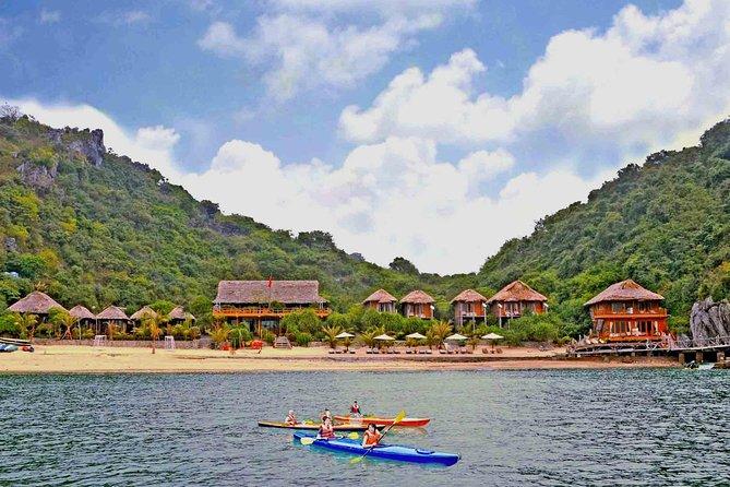 Day Halong Bay And Monkey Island Resort