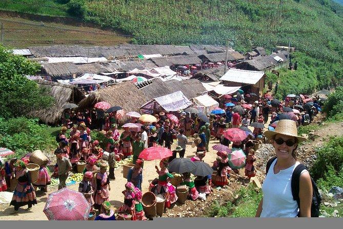 3-day Sapa trekking and Bac Ha market on Sunday