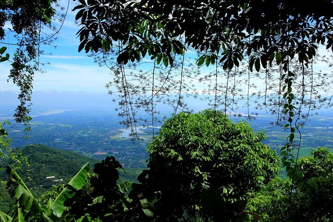 Ba Vi National Park Trekking Discovery day tour with stunning panoramic view