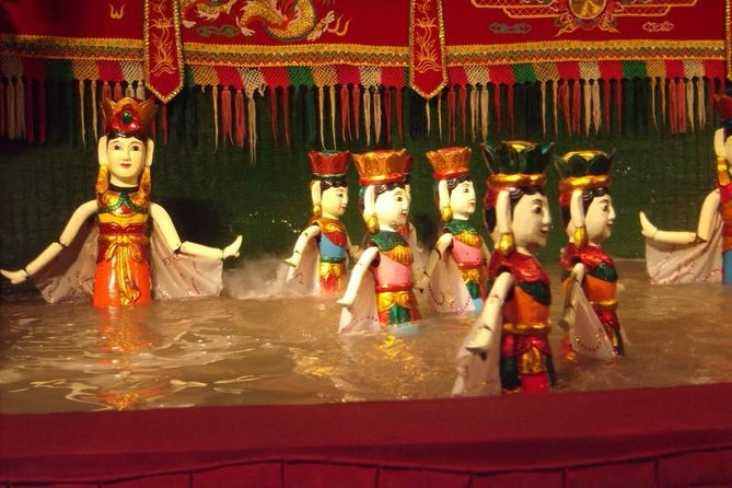 Private Evening Walking Tour - Cyclo & Water Puppet Show in Hanoi Old Quarter