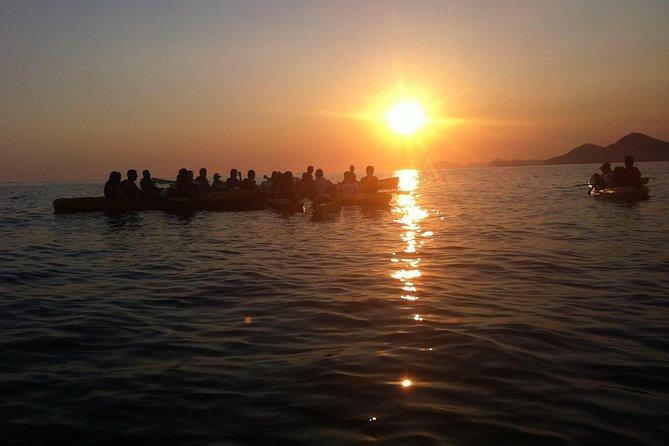 Adventure Dalmatia - Dubrovnik Sunset Sea kayaking and Snorkeling